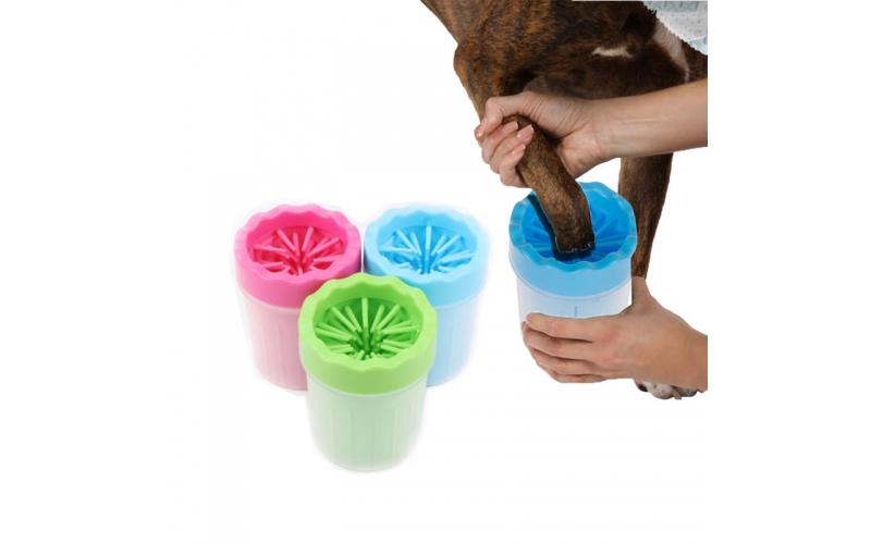 Amazon Hot Selling Silicone Dog Paw Cleaner Cat Paw Cleaning Cup